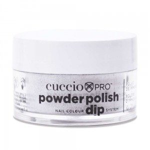 5538 DIP SYSTEM PUDER Silver Glitter 14 g