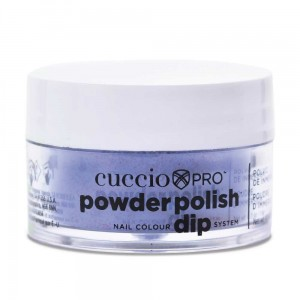 5595 DIP SYSTEM PUDER Purple Red Glitter 14 g